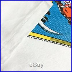 1988 Wolverine marvel comic t shirt VTG Sz L