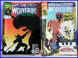 52x Wolverine US Marvel Comic Nr. 71-122 durchgehend Jahrgang 1993- Zustand 1