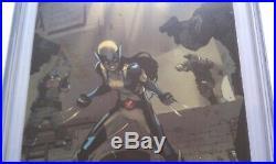 All New Wolverine #2 Cgc 9.8 Comic 1st Gabby, Bellona, Zelda, Honey Badger, X-23