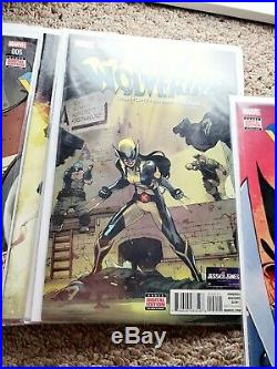 All New Wolverine Annual near complete Comic Lot Run Set Marvel Tom Taylor