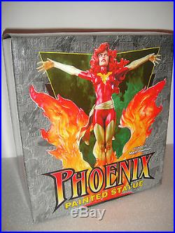 BOWEN Designs JEAN GREYThe PHOENIX STATUE MIB! MARVEL X-MEN Sideshow FIGURINE