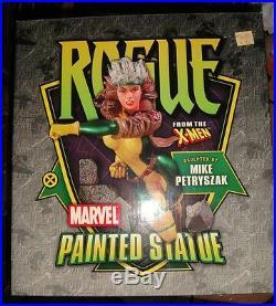 Bowen Designs Rogue Painted Statue 2007 Jim Lee X-men Marvel Sideshow Figurine