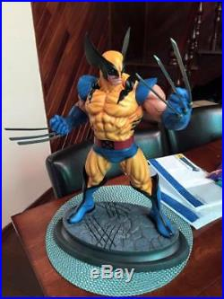 Erick Sosa Marvel Vs Capcom Wolverine The Wolf 1/4 Scale