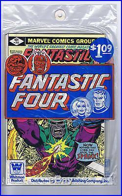 Fantastic Four, Marvel Comics, 3 Whitman Comic Multi-Pack