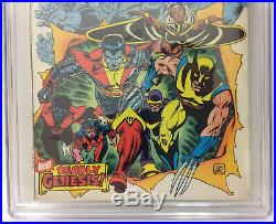 Giant-Size X-Men #1 1975 1st app New X-Men. 2nd full app Wolverine CGC 5.5