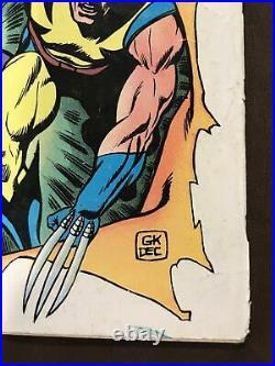 Giant-Size X-Men #1 1st Colossus Nightcrawler 2nd Wolverine CHU Black Friday