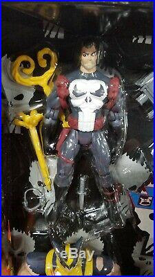 Hearts Of Darkness Box Set Toy Biz Marvel Comic Figure Fao Schwartz Exclusive