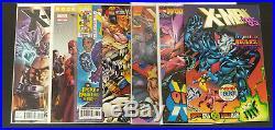 Huge 135+ Issue X-Men Comic Book Lot No Duplicates Wolverine Marvel Comics BBX26