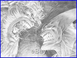 Hunt For Wolverine 1 Adam Kubert 11000 B&w Remastered Variant Nm