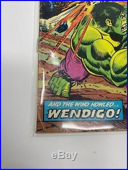 Incredible Hulk #180 1st App Wolverine, MVS Intact! Great Copy