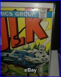 Incredible Hulk 180 1st Wolverine Cameo Wendigo Battle Nice Mid Grade Comic
