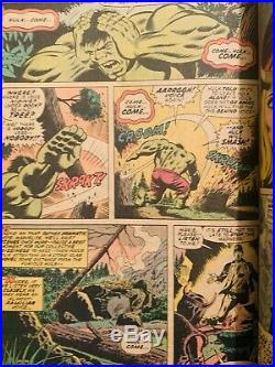 Incredible Hulk #180 1st Wolverine Key Marvel Comic White Pgs! MVS FN- FN