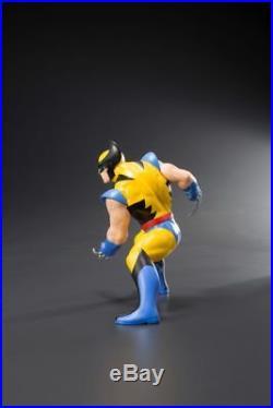 Kotobukiya Marvel Universe X-Men'92 Wolverine & Jubilee Two Pack Artfx+ Statue