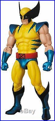 MAFEX WOLVERINE COMIC Ver. Action Figure Marvel Medicom Toy