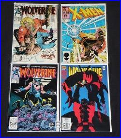 MARVEL COPPER TO MODERN WOLVERINE COMIC COLLECTION LOT with MINI SERIES #1-4