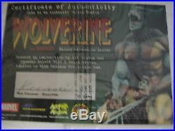 MARVEL MILESTONES WOLVERINE as BROOD STATUE LOW #449/2500 MIB! X-MEN Maquette