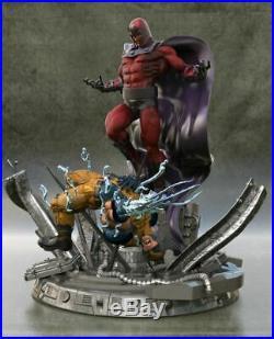 Magneto Wolverine Statue Sculpture Art Nt XM Sideshow Prime 1 Marvel X-Men ES 60