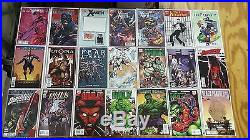 Marvel 42 Issue Variant Comic Lot X-men Daredevil Avengers Iron Man Wolverine