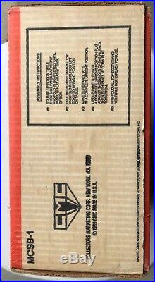 Marvel Comic Vintage CMC Comic Storage Box 1989 Spider-man Hulk Wolverine