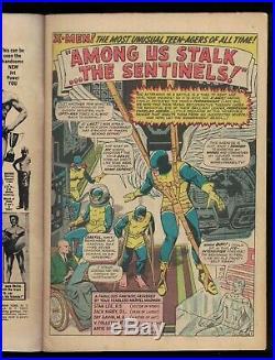 Marvel Comics FN/VFN 7.0 X MEN # 14 SENTINEL 1st APPEARANCE 1965