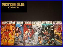 Marvel Comics Presents 1 2 3 4 5 6 Complete Comic Lot Set Wolverines Daughter