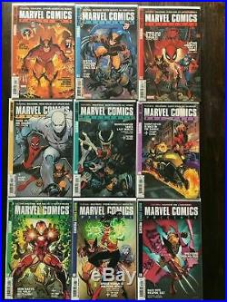 Marvel Comics Presents #6 Comic Book 1st Wolverine's Daughter Nr-mint 1-9 Set