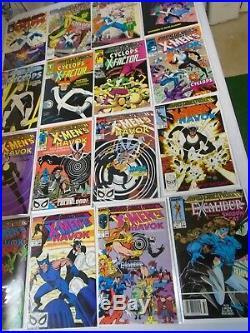 Marvel Comics Presents comic lot #1-169, 165 Different 8.0 VF (1988-94)