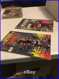 Marvel Comics Presents comic lot #1-172 NM+ 145 Comics 1st Weapon X Wolverine