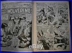 Marvel Comics UK HULK First UK Appearance of WOLVERINE. Vol. 1 #198 1976