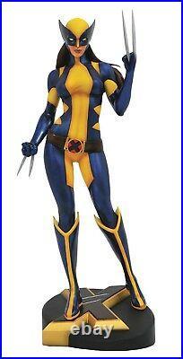 Marvel Gallery Wolverine / X-23 9-Inch PVC Figure Statue Laura Kinney