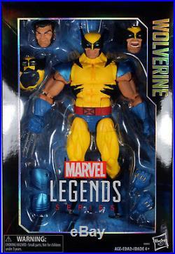 Marvel Legends 12 WOLVERINE ACTION FIGURE (COMIC VERSION)(2018) Hasbro