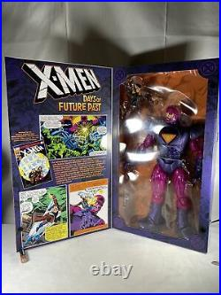 Marvel Legends Series X-Men Days of Future Past WOLVERINE VS. SENTINEL To Scale