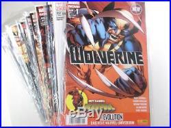 Marvel Now WOLVERINE & DEADPOOL Comic Sammlung # 1 25 komplett Z 1