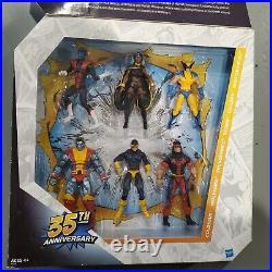 Marvel Universe 3.75 Giant Size X-Men 35th Anniversary Box Set Hasbro figures