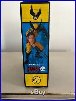 Medicom MAFEX WOLVERINE COMIC Version X-MEN No. 096 Brand New Marvel Legends