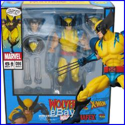 MAFEX No.096 MAFEX WOLVERINE Action Figure Medicom Toy X-MEN COMIC Ver.