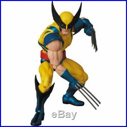 Medicom Mafex no. 06 Marvel X-Men Wolverine (Comic Ver.) Action Figure