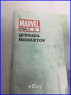 NYX 3 1st X-23 X-Men Wolverine Daughter Marvel Comic Quesada Josh Middleton NYCC
