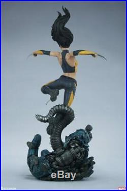 Sideshow Marvel Wolverine X23 X-Men Premium Format Figure X-23 Statue In Stock