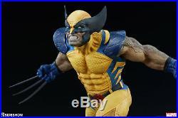 Sideshow Wolverine Premium Format Marvel Comics X-Men Figure Statue NEW In Stock
