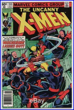 Silver & Bronze Age Comic Lot X-Men Amazing Spiderman Venom Wolverine $520+ BV