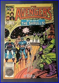 Stan Lee Signed AVENGERS Marvel Comic Book Excelsior AUTHENTIC
