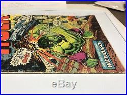 The Incredible Hulk #180 1st App Cameo Wolverine Wendigo KEY Marvel Comic Book