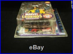 Toybiz Marvel Legends Series 6 Wolverine Variant 4 Comic Books MOC