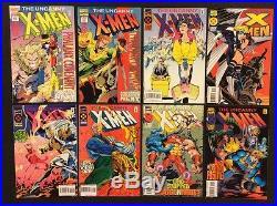 UNCANNY X-MEN #300 349 Comic Book FULL RUN Chris Claremont WOLVERINE Onslaught