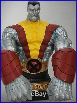 Ultimate Sacrifice The Colossus Memorial Bust Statue Nib Marvel X-men