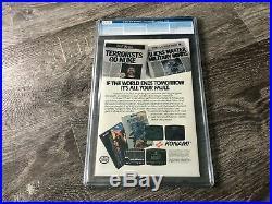 Uncanny X-Men 266 CGC 9.8 White Pages 1990 1st Gambit