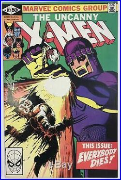 Uncanny X-Men Lot 21 453 (351 comics) Wolverine Magneto 101 137 141 142