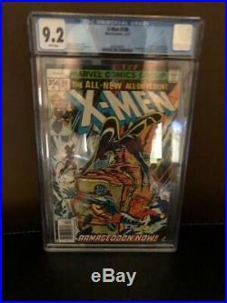 Uncanny X-men 108 CGC 9.2 Marvel Comic 2nd GLADIATOR 1st Byrne Phoenix Wolverine