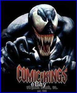 Venom #9 Cgc 9.8 150 Variant (2012) Wolverine Origin Swipe Comic Kings